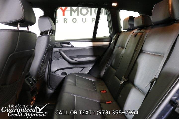 Used BMW X3 xDrive28i 2014   City Motor Group Inc.. Haskell, New Jersey