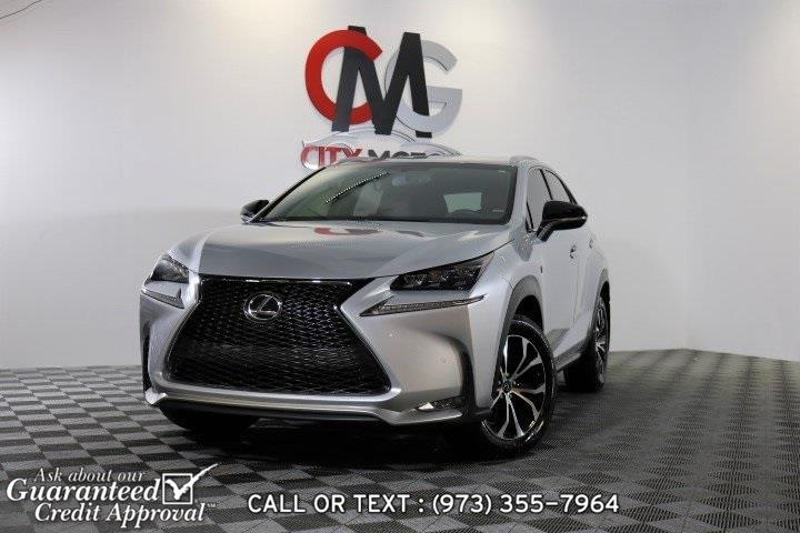 Used 2015 Lexus Nx in Haskell, New Jersey | City Motor Group Inc.. Haskell, New Jersey