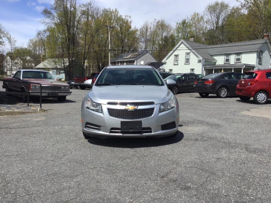 Used 2012 Chevrolet Cruze in Leominster, Massachusetts | Olympus Auto Inc. Leominster, Massachusetts