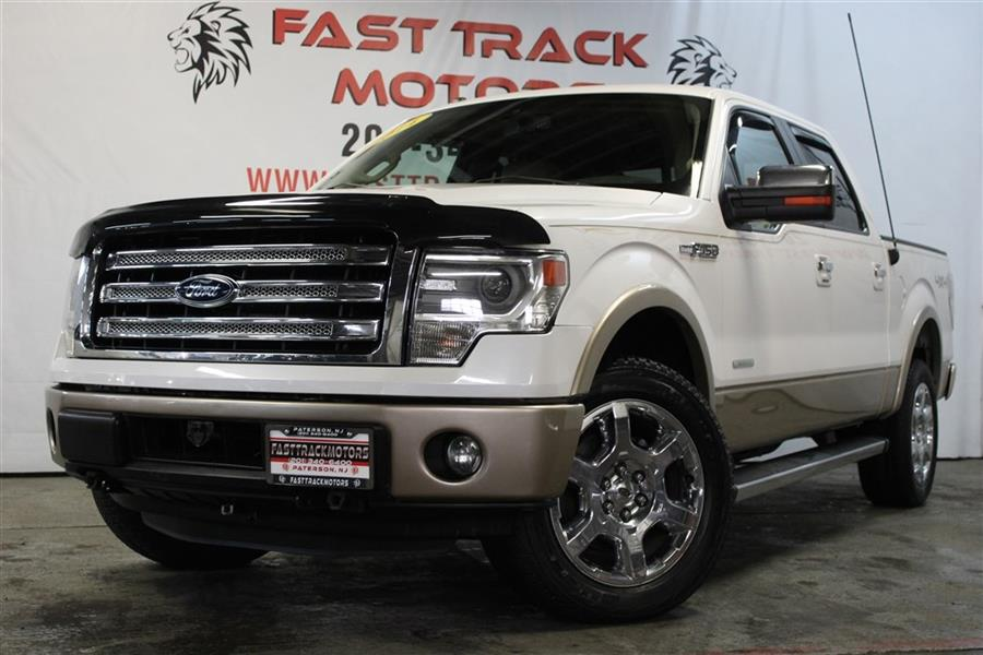 Used Ford F150 SUPERCREW 2014 | Fast Track Motors. Paterson, New Jersey