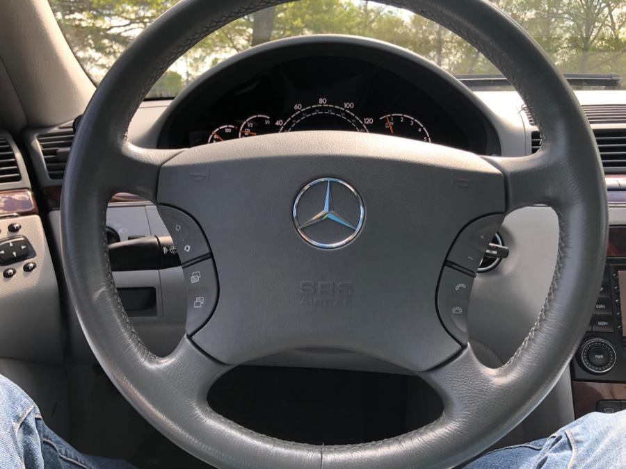 Used Mercedes-Benz S-Class 4dr Sdn 5.0L 4MATIC 2005   Cars With Deals. Lyndhurst, New Jersey