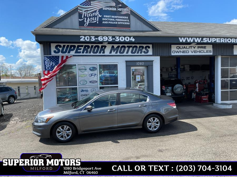 Used 2011 Honda ACCORD Accord Sdn SPECIAL  ADDITION in Milford, Connecticut | Superior Motors LLC. Milford, Connecticut