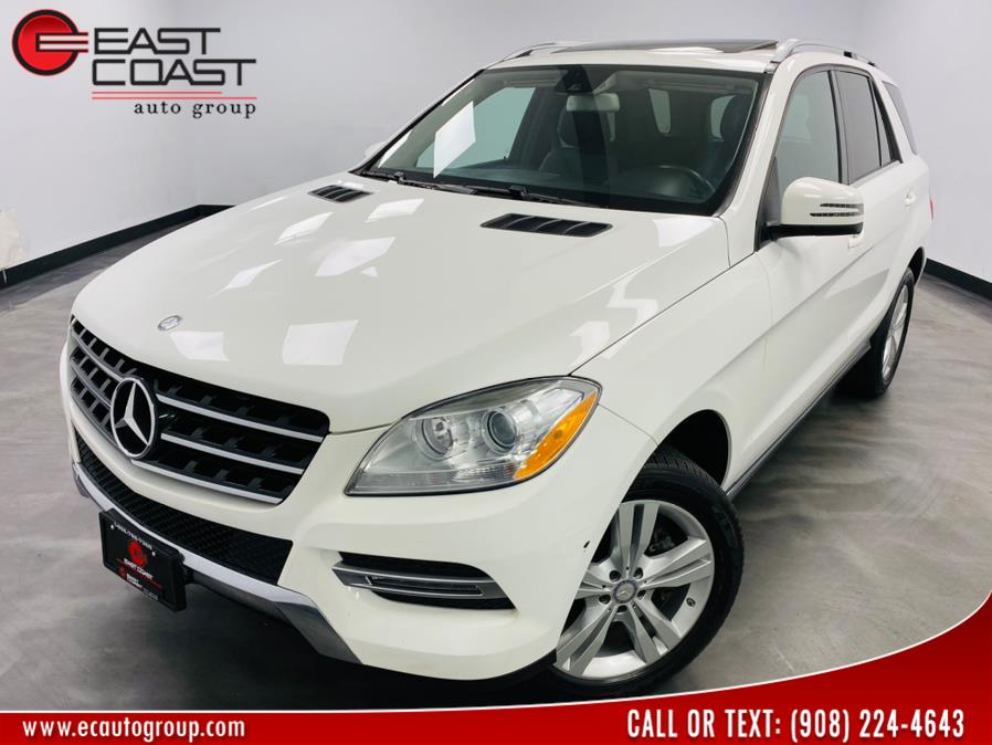 Used Mercedes-Benz M-Class 4MATIC 4dr ML350 2015 | East Coast Auto Group. Linden, New Jersey
