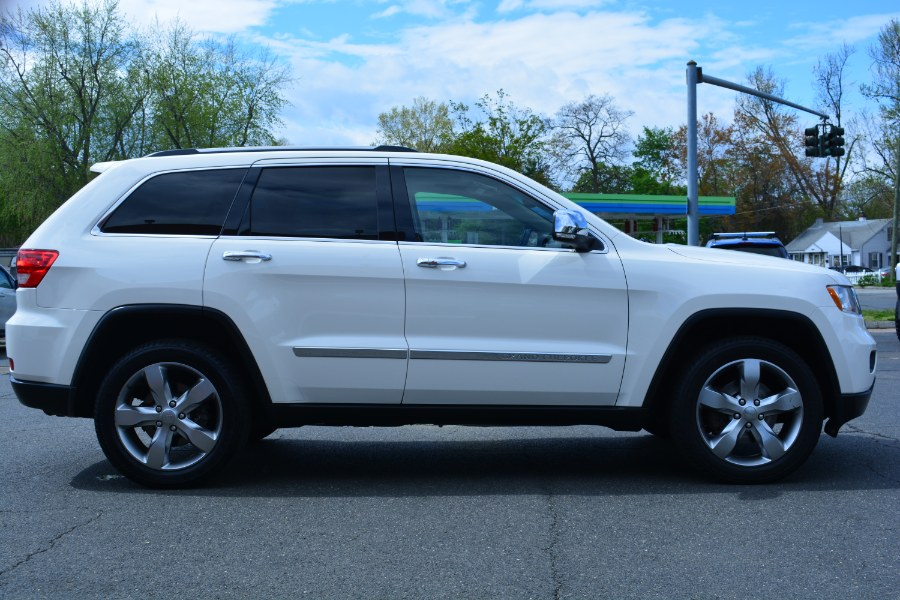 Used Jeep Grand Cherokee 4WD 4dr Limited 2012 | Longmeadow Motor Cars. ENFIELD, Connecticut