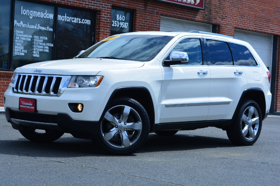 Used 2012 Jeep Grand Cherokee in ENFIELD, Connecticut | Longmeadow Motor Cars. ENFIELD, Connecticut