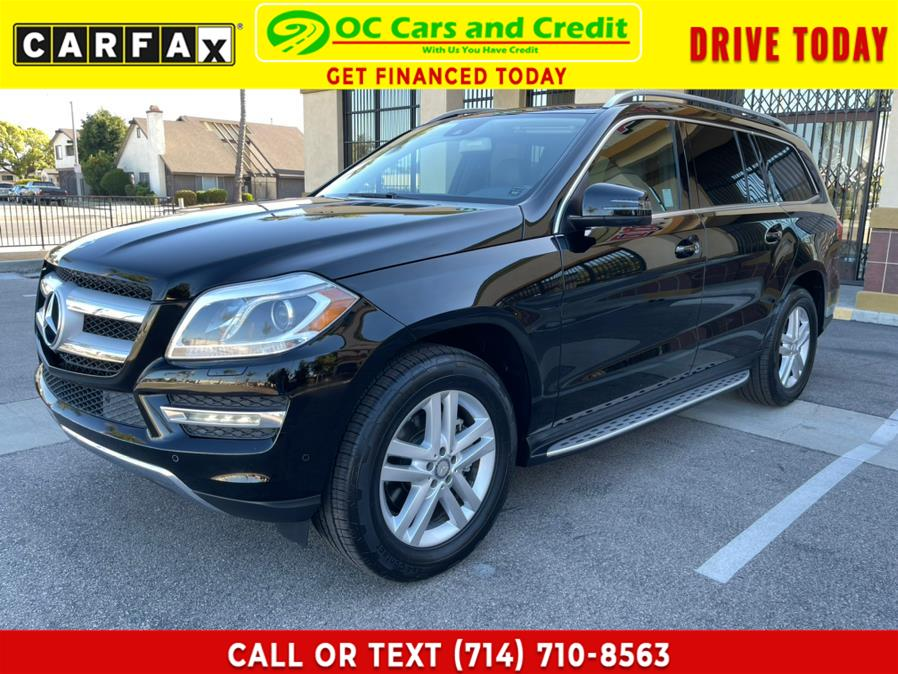 Used 2014 Mercedes-Benz GL-Class in Garden Grove, California | OC Cars and Credit. Garden Grove, California