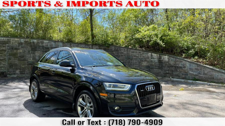 Used Audi Q3 quattro 4dr 2.0T Premium Plus 2015 | Sports & Imports Auto Inc. Brooklyn, New York