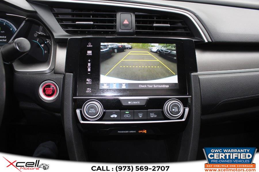 Used Honda Civic Sedan EX EX CVT 2017   Xcell Motors LLC. Paterson, New Jersey