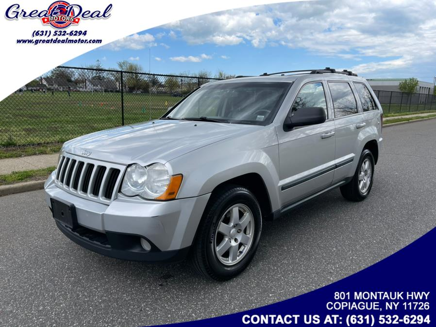 Used 2008 Jeep Grand Cherokee in Copiague, New York | Great Deal Motors. Copiague, New York