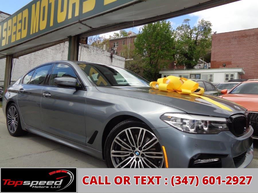 Used 2018 BMW 530i xDrive AWD in Jamaica, New York | Top Speed Motors LLC. Jamaica, New York