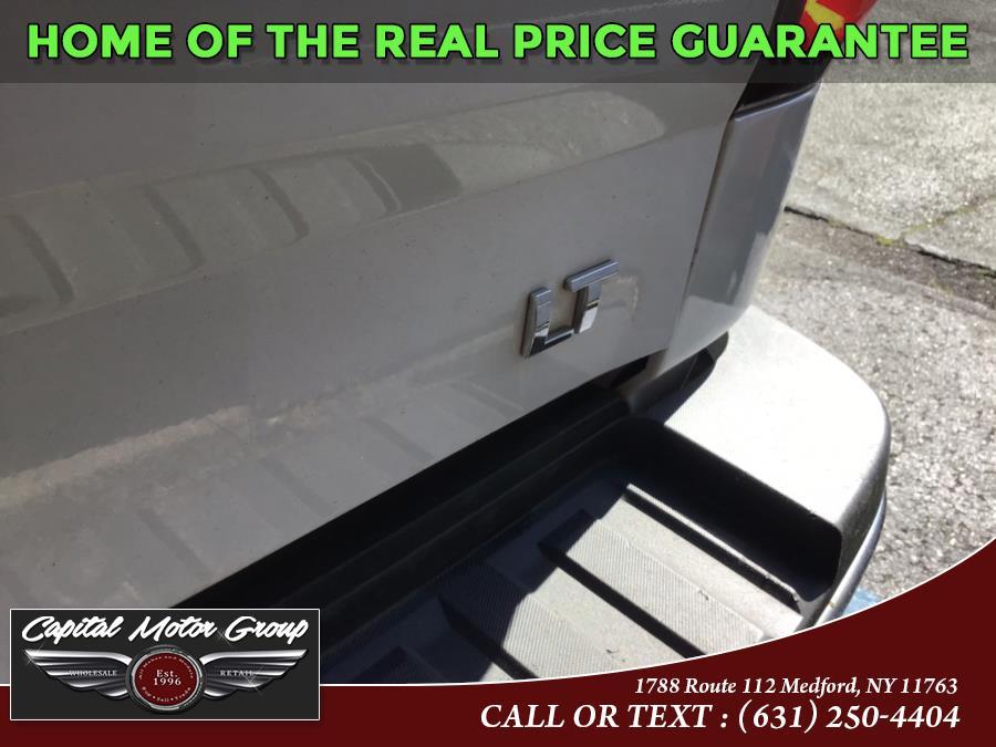 "Used Chevrolet Silverado 3500HD 4WD Crew Cab 167.7"" LT 2015 | Capital Motor Group Inc. Medford, New York"