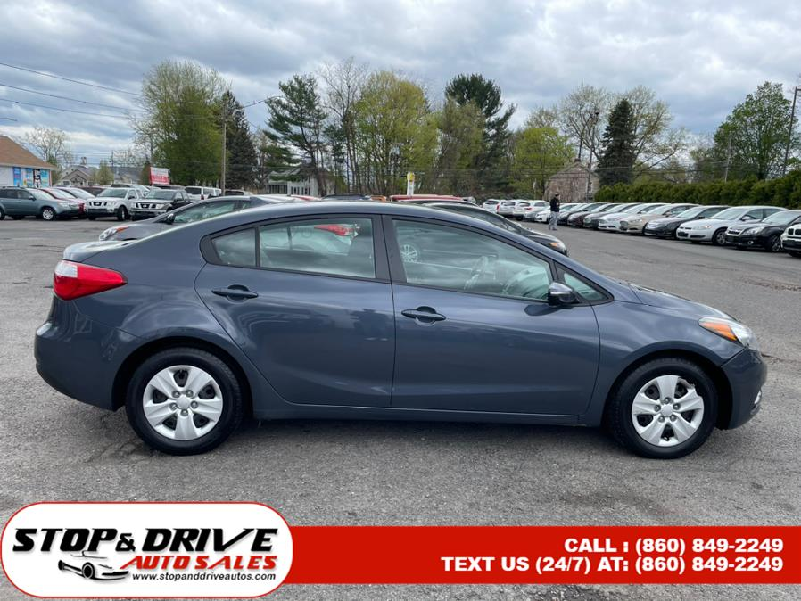 Used Kia Forte 4dr Sdn Auto LX 2015 | Stop & Drive Auto Sales. East Windsor, Connecticut