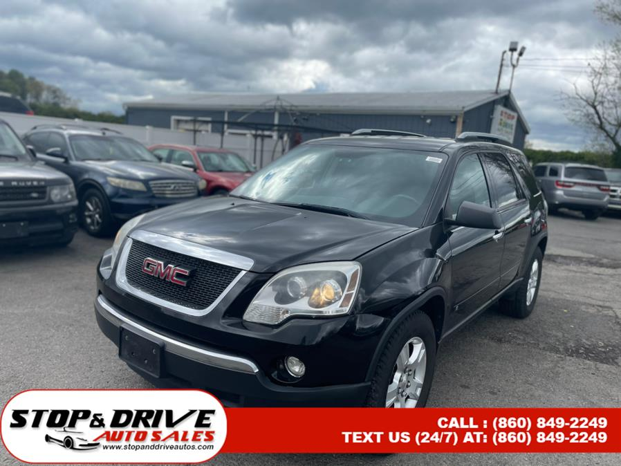 Used 2009 GMC Acadia in East Windsor, Connecticut | Stop & Drive Auto Sales. East Windsor, Connecticut