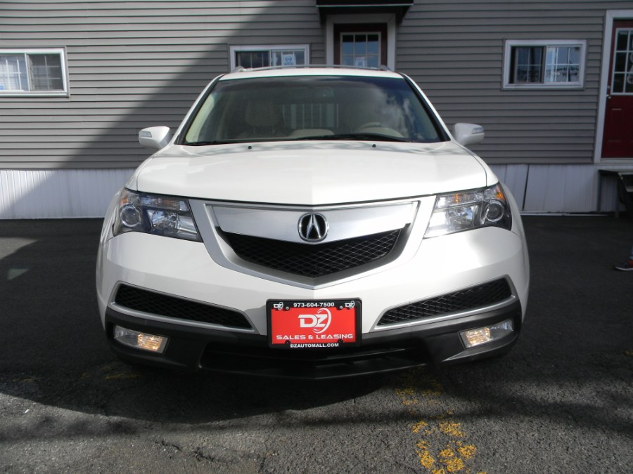 Used Acura MDX AWD 4dr Tech/Entertainment Pkg 2012 | DZ Automall. Paterson, New Jersey