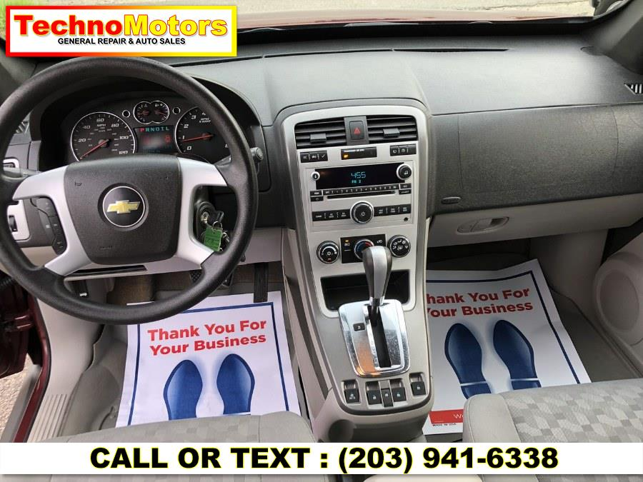 Used Chevrolet Equinox AWD 4dr LS 2009 | Techno Motors . Danbury , Connecticut