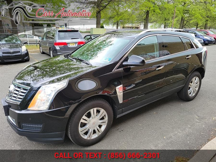 Used Cadillac SRX FWD 4dr Luxury Collection 2013 | Carr Automotive. Delran, New Jersey