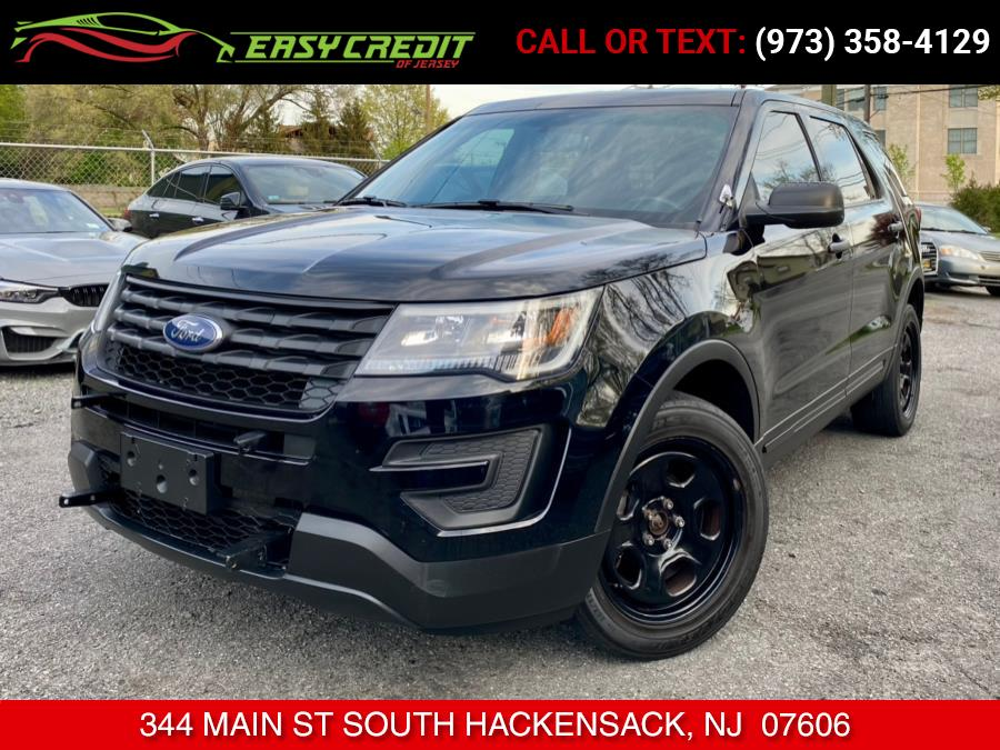 Used 2017 Ford Police Interceptor Utility in South Hackensack, New Jersey | Easy Credit of Jersey. South Hackensack, New Jersey