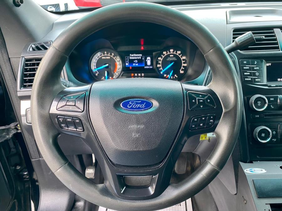 Used Ford Police Interceptor Utility AWD 2017 | Easy Credit of Jersey. South Hackensack, New Jersey