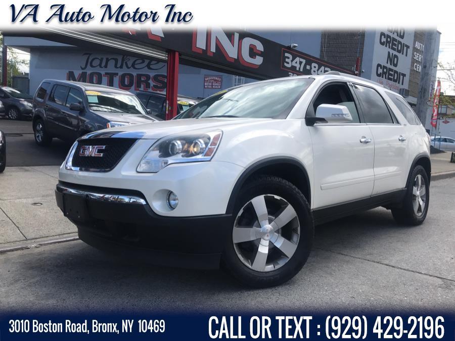 Used 2012 GMC Acadia in Bronx, New York | VA Auto Motor Inc. Bronx, New York