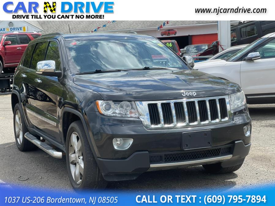 Used Jeep Grand Cherokee Limited 4WD 2013 | Car N Drive. Bordentown, New Jersey
