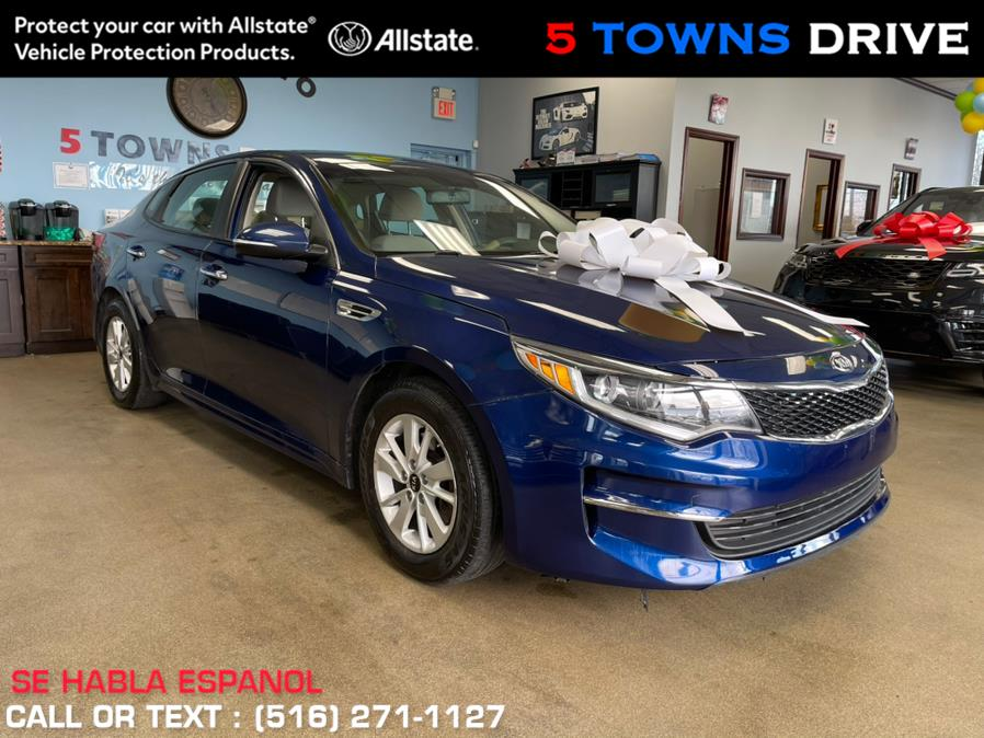 Used Kia Optima 4dr Sdn LX 2016 | 5 Towns Drive. Inwood, New York