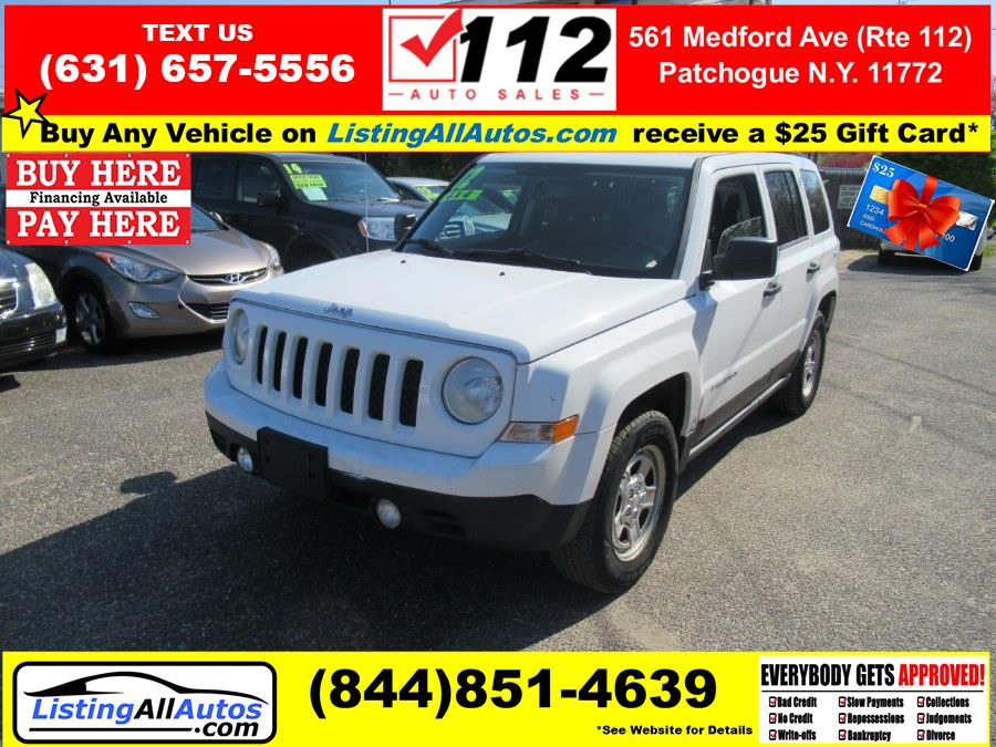 Used Jeep Patriot 4WD 4dr Sport 2012 | www.ListingAllAutos.com. Patchogue, New York