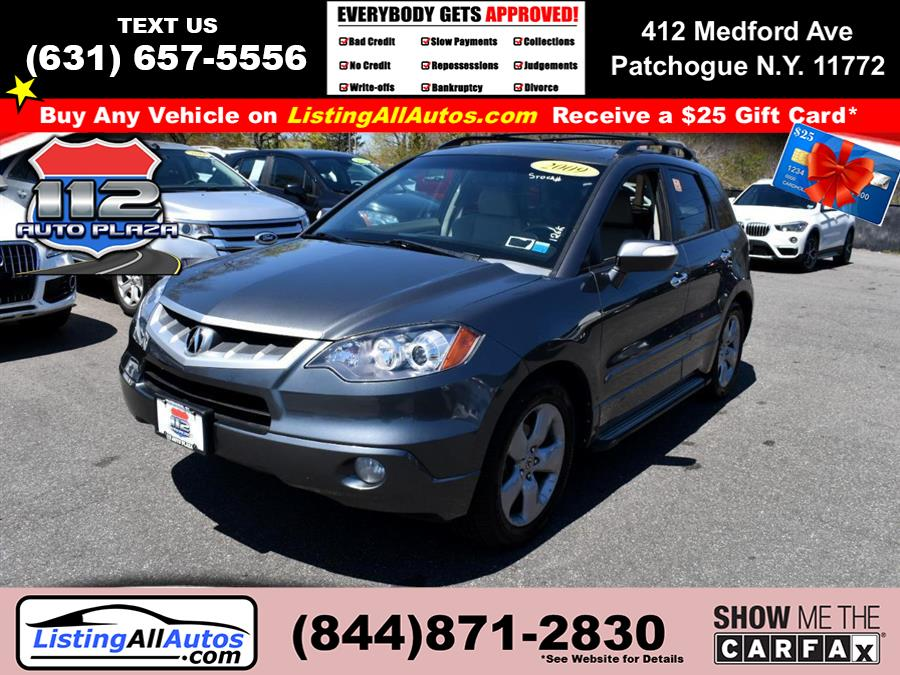 Used 2009 Acura Rdx in Patchogue, New York | www.ListingAllAutos.com. Patchogue, New York