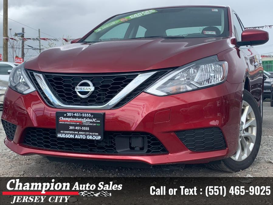 Used 2018 Nissan Sentra in Jersey City, New Jersey | Champion Auto Sales. Jersey City, New Jersey