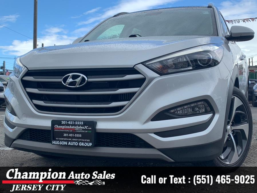 Used 2018 Hyundai Tucson in Jersey City, New Jersey | Champion Auto Sales. Jersey City, New Jersey