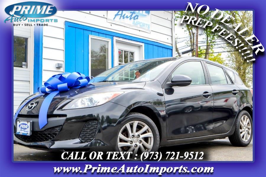 Used 2012 Mazda Mazda3 in Bloomingdale, New Jersey | Prime Auto Imports. Bloomingdale, New Jersey