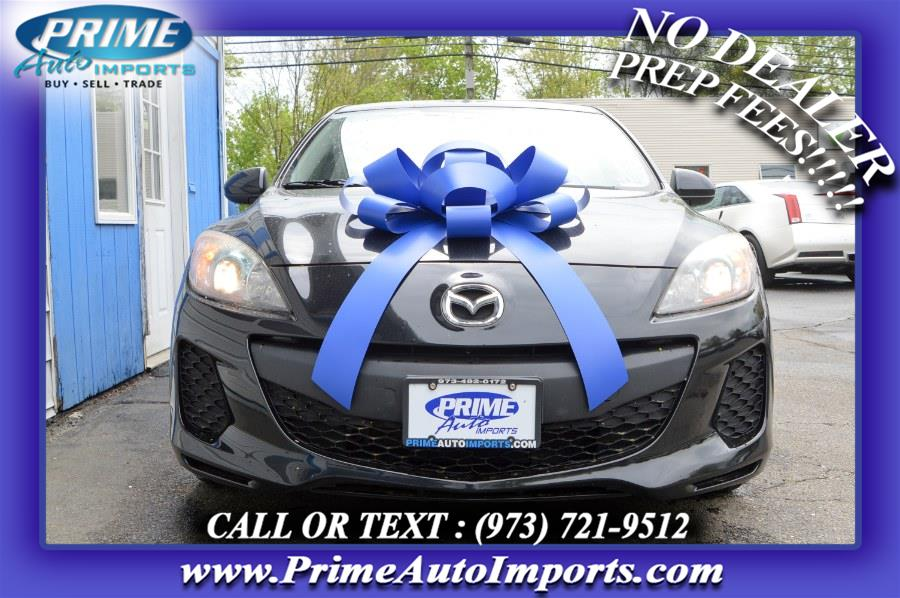 Used Mazda Mazda3 5dr HB Auto i Touring 2012 | Prime Auto Imports. Bloomingdale, New Jersey