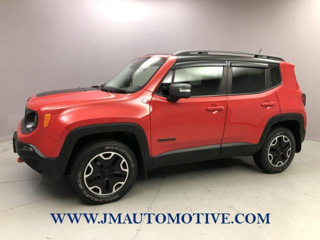 Used 2015 Jeep Renegade in Naugatuck, Connecticut | J&M Automotive Sls&Svc LLC. Naugatuck, Connecticut