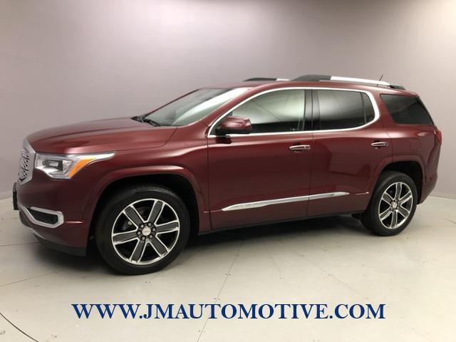 Used 2018 GMC Acadia in Naugatuck, Connecticut | J&M Automotive Sls&Svc LLC. Naugatuck, Connecticut