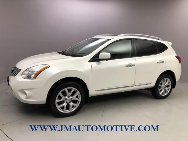 Used 2012 Nissan Rogue in Naugatuck, Connecticut | J&M Automotive Sls&Svc LLC. Naugatuck, Connecticut