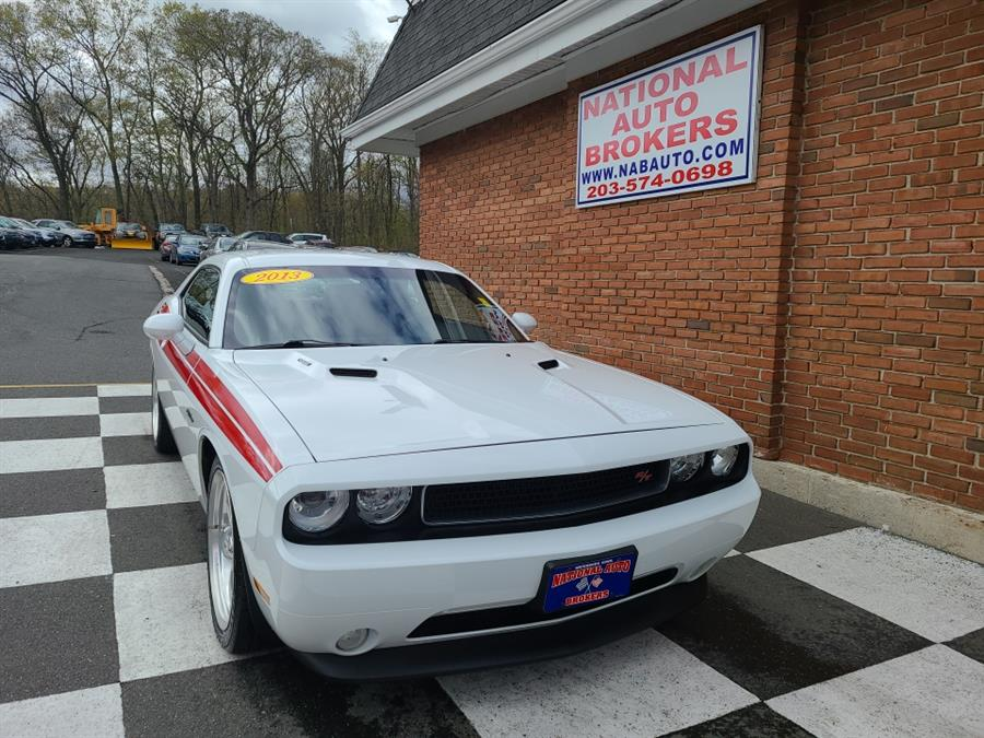 Used Dodge Challenger 2dr Cpe R/T Plus 2013 | National Auto Brokers, Inc.. Waterbury, Connecticut