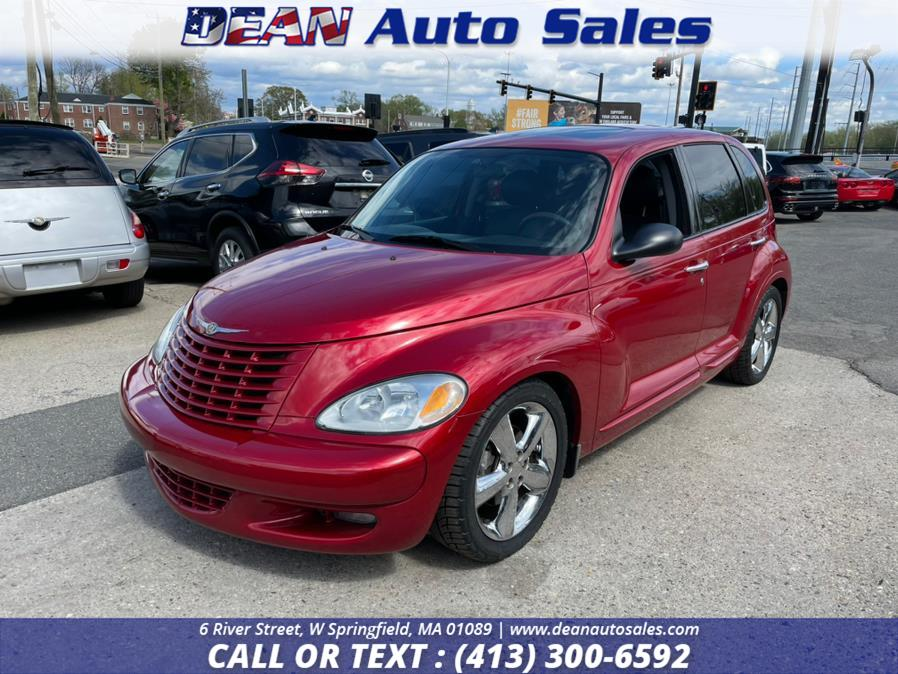 Used Chrysler PT Cruiser 4dr Wgn GT 2003 | Dean Auto Sales. W Springfield, Massachusetts