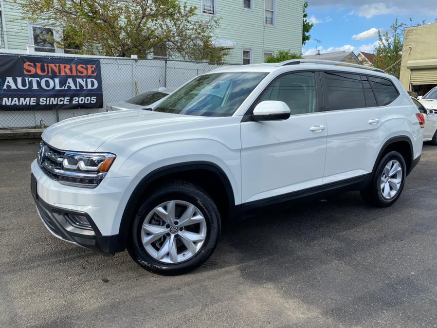 Used 2018 Volkswagen Atlas in Jamaica, New York | Sunrise Autoland. Jamaica, New York