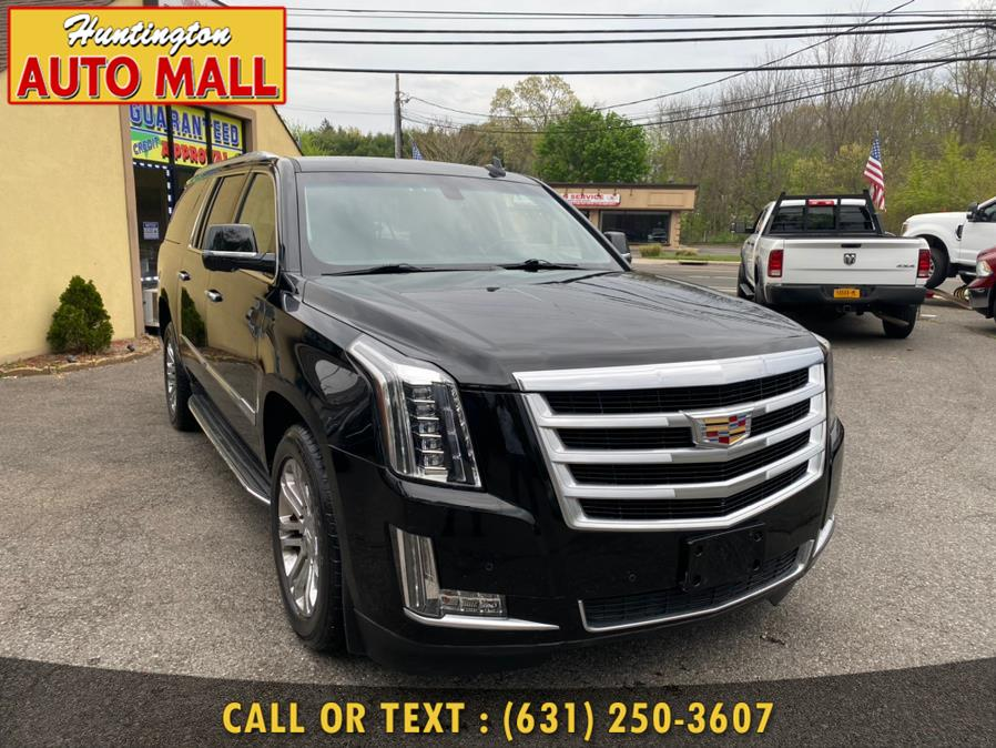 Used 2016 Cadillac Escalade ESV in Huntington Station, New York | Huntington Auto Mall. Huntington Station, New York
