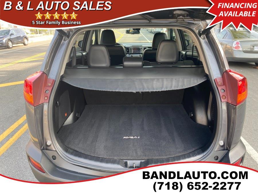 Used Toyota RAV4 AWD 4dr Limited 2014 | B & L Auto Sales LLC. Bronx, New York