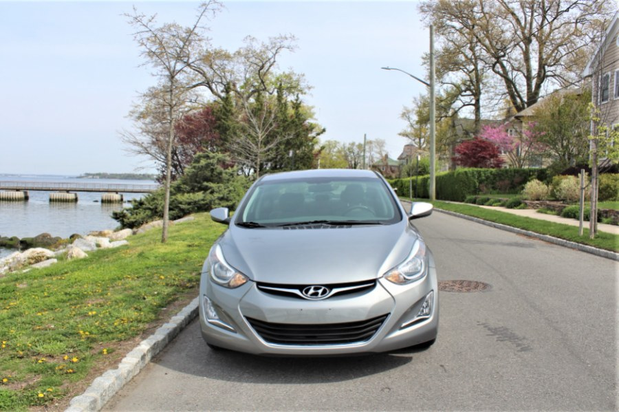 2014 Hyundai Elantra 4dr Sdn Auto SE, available for sale in Great Neck, NY