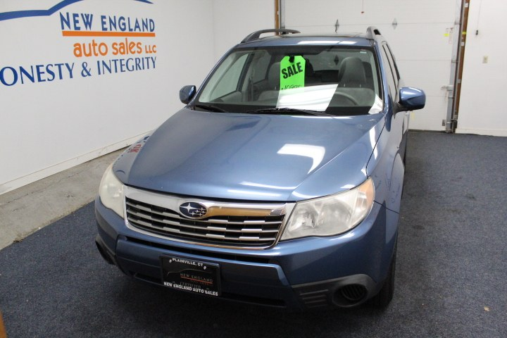 Used Subaru Forester 4dr Auto 2.5X Premium 2010 | New England Auto Sales LLC. Plainville, Connecticut