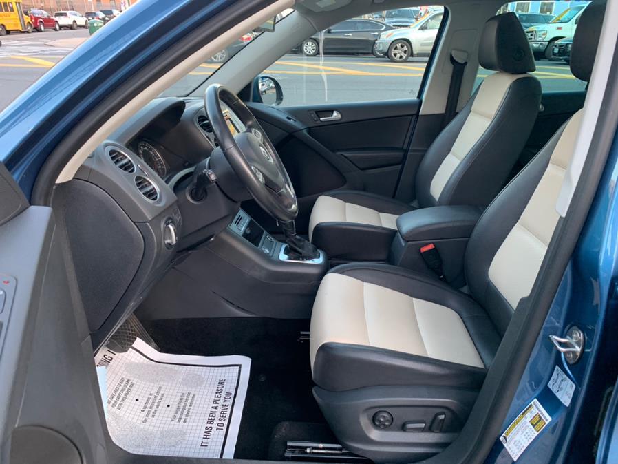 Used Volkswagen Tiguan 2.0T Wolfsburg Edition 2017   Sylhet Motors Inc.. Jamaica, New York