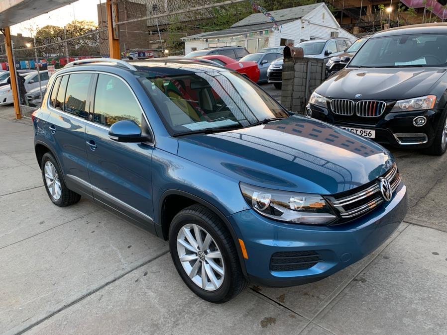 Used Volkswagen Tiguan 2.0T Wolfsburg Edition 2017 | Sylhet Motors Inc.. Jamaica, New York