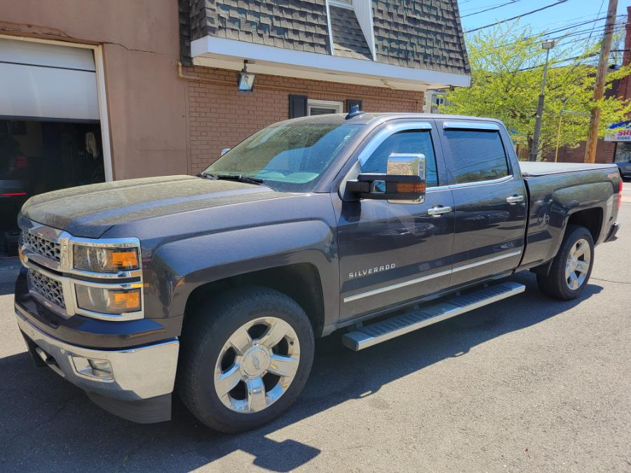 Used 2015 Chevrolet Silverado 1500 in Shelton, Connecticut | Center Motorsports LLC. Shelton, Connecticut