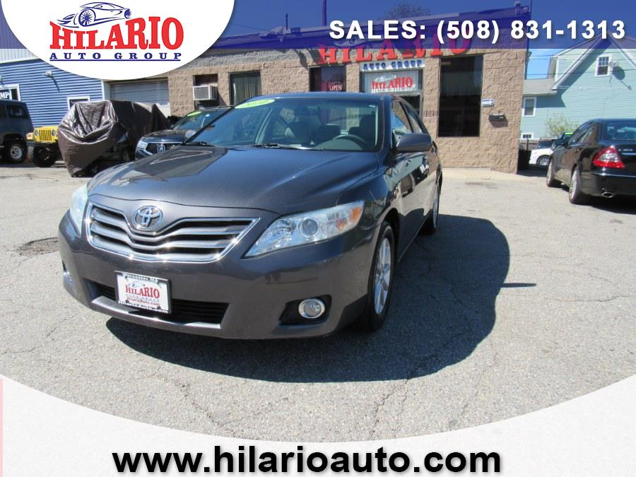 Used 2010 Toyota Camry in Worcester, Massachusetts | Hilario's Auto Sales Inc.. Worcester, Massachusetts