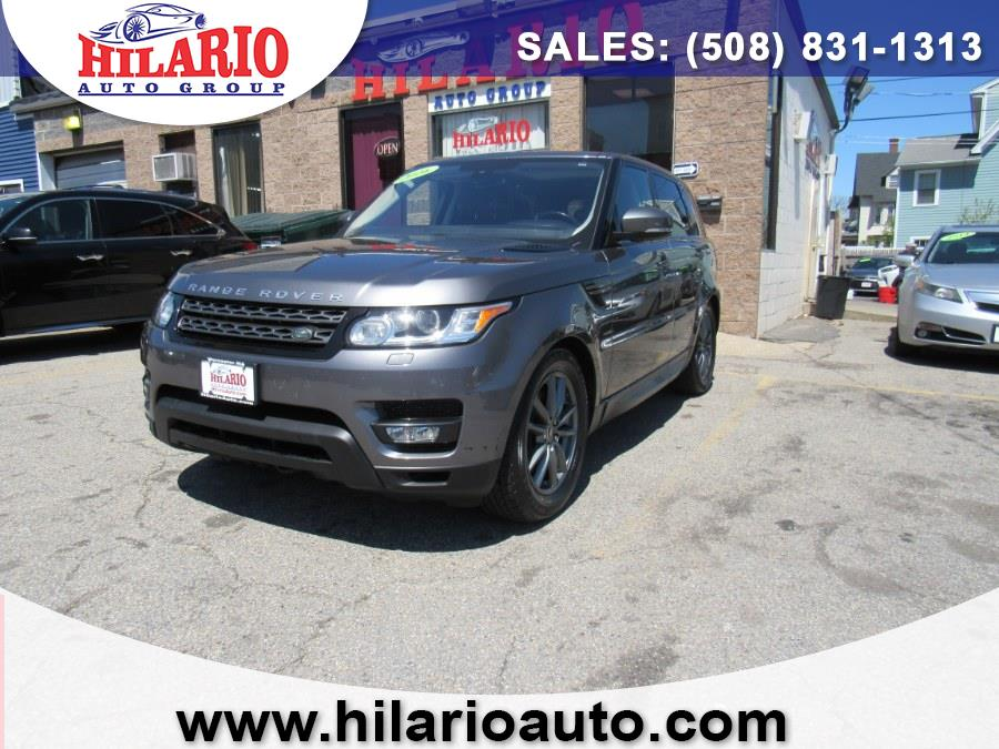 Used 2016 Land Rover Range Rover Sport in Worcester, Massachusetts | Hilario's Auto Sales Inc.. Worcester, Massachusetts