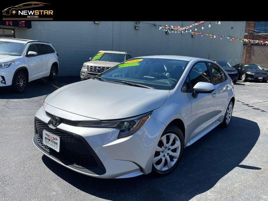 Used 2021 Toyota Corolla in Chelsea, Massachusetts | New Star Motors. Chelsea, Massachusetts