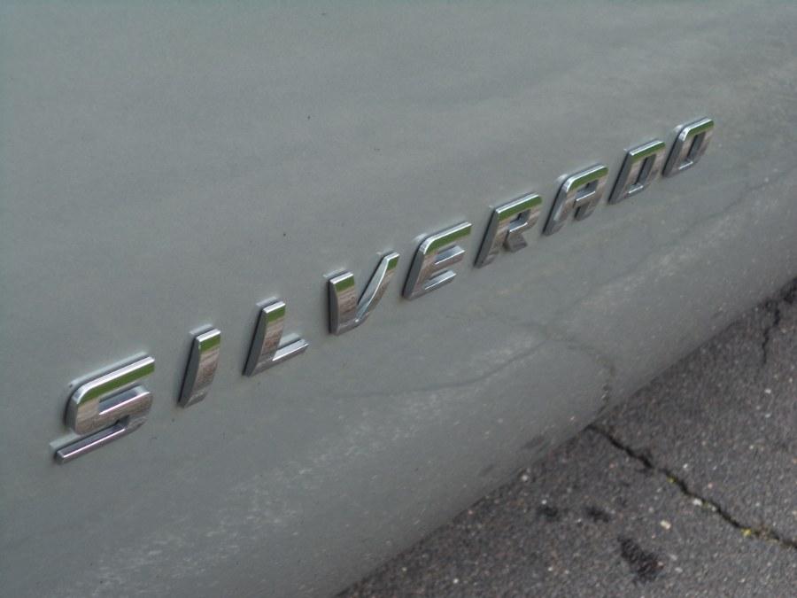 "Used Chevrolet Silverado 1500 4WD Ext Cab 143.5"" Work Truck 2011 | International Motorcars llc. Berlin, Connecticut"