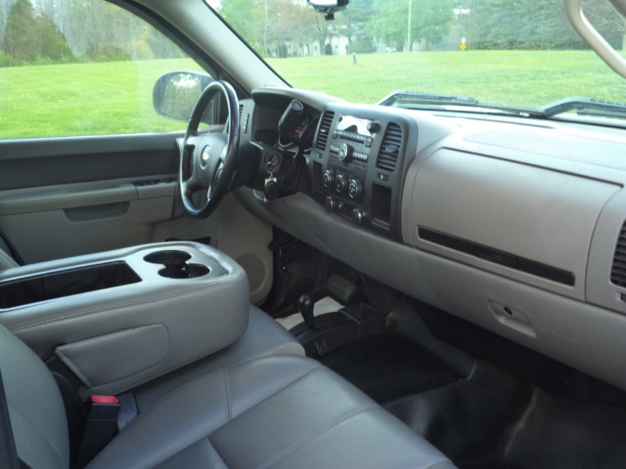 "Used Chevrolet Silverado 1500 4WD Ext Cab 157.5"" 2013 