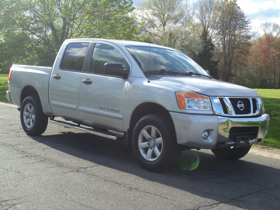 Used 2012 Nissan Titan in Berlin, Connecticut | International Motorcars llc. Berlin, Connecticut